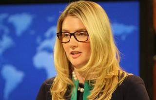 ABD Sözcüsü Suriye uçağı ile ilgili konuştu