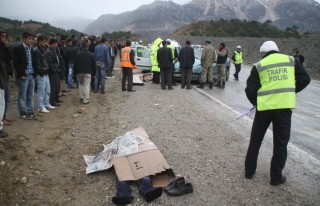 Kahramanmaraş Trafik Kazası:4 Ölü, 5 Yaralı