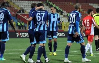 Kahramanmaraşspor 4 golle yenildi