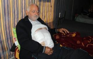 Suriye'de yaralı Ermeniye muhalifler sahip çıktı