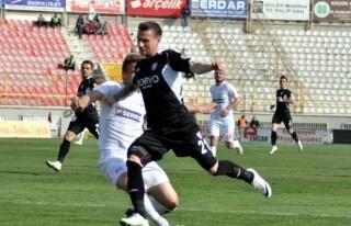 Bolupor: 1 Kahramanmaraşspor: 0
