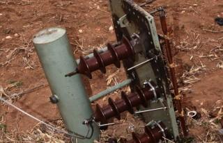 Kablolar çalınınca tarlalar susuz kaldı
