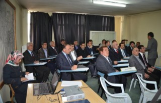 Göksun belediyesi ilk meclis toplantısını yaptı