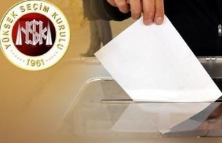 MHP'nin Kastamonu itirazı kabul edildi