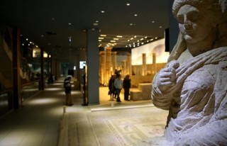 Zeugma Mozaik Müzesi'ne ilgi yoğun