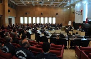 Dulkadiroğlu Meclisi İlk Defa Toplandı