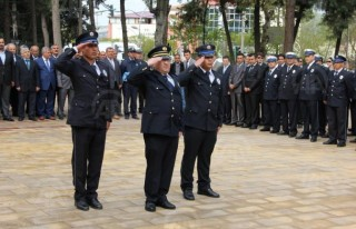 Polis teşkilatı kuruluşunun 169. yılı törenle...