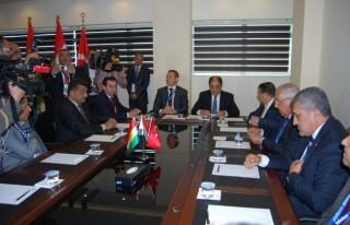 Gaziantep Ticaret Odası Erbil'de Ofis Açtı