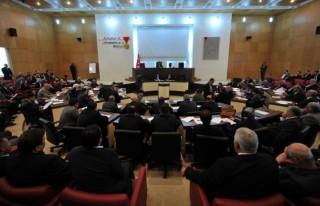 Büyükşehir Belediye Meclisi Tekrar Toplandı