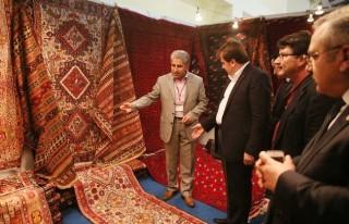 Uluslararası El Sanatları Fuarı Kafum'da açıldı