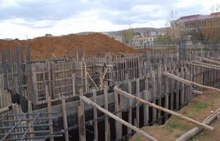 Pazarcık'ta öğrenci yurdu temeli atıldı
