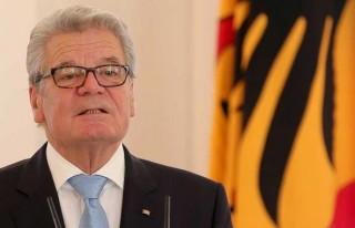 Almanya Cumhurbaşkanı Kahramanmaraş'a geliyor
