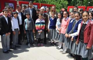 Öğrencilerden çevre temalı fotoğraf sergisi