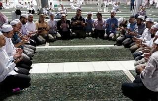 Kabe'de gıyabi cenaze namazı kılındı