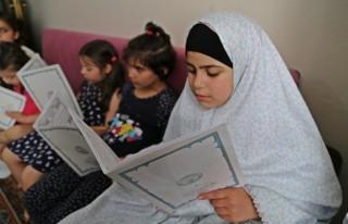 Suriyeliler, Soma'da hayatını kaybedenleri unutmadı