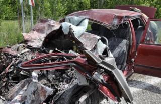 Malatya'da trafik kazası: 2 ölü