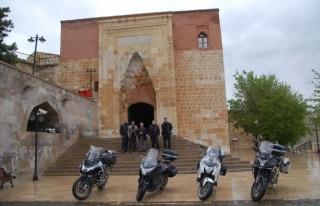 """""""Eshab-ı Kehf""""i Motosikletle gezerek tanıtacaklar"""