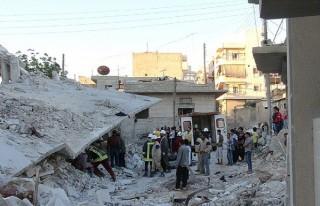 Suriye'de Esed güçlerine büyük darbe