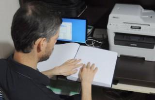 Görme engelliler internette Kur'an öğreniyor