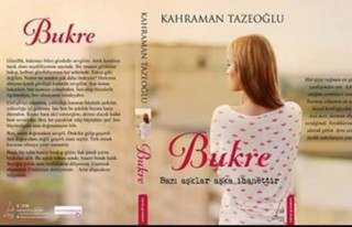 """Kahraman Tazeoğlu """"Bukre""""yi İmzalayacak"""