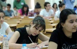 Açıköğretim sınavları hafta sonu yapılacak