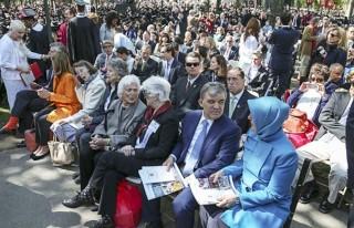 Cumhurbaşkanı Gül'ün mutlu günü