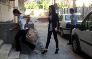 Genç Kızlar Otobüsle İl Dışına Kaçarken Bulundu