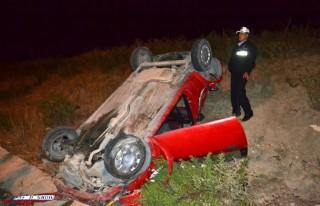 Hatay'da trafik kazası: 10 yaralı