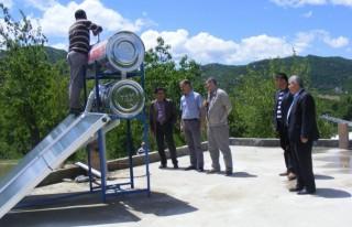 ORKÖY'den güneş enerjisi sistemi
