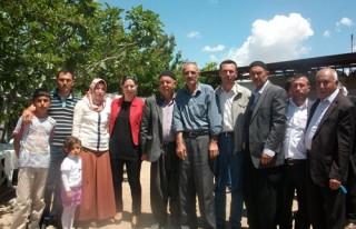 Nezgiz'den Ziyaret ve Teşekkür Turu