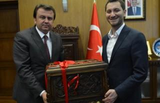 Genel Başkan Çubukcu'dan Ziyaret