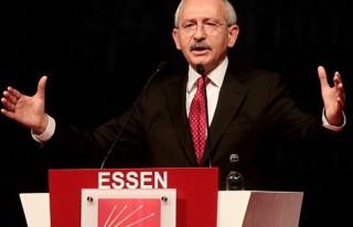 'Partiye başkan değil cumhurbaşkanı seçeceğiz'...