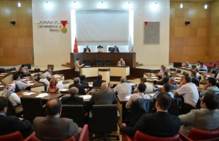 Büyükşehir Meclisi Başkanların Yokluğunda Toplandı