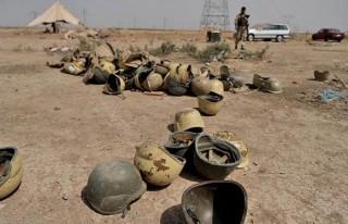 Irak'ta hava harekatı başladı