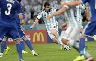 Arjantin: 2 - Bosna Hersek: 1