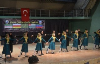 Adana'da Çerkes Gecesi