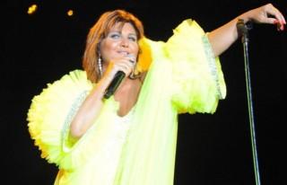 Sibel Can konseri ile Altın Nar sona erdi