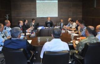Ulaşım Koordinasyon Merkezi ilk kez toplandı