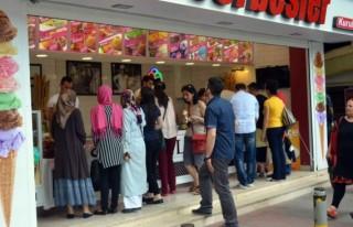 500 yıllık Osmanlı lezzeti dondurmayla birleşti