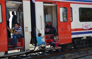 Yolcu treninde asılsız bomba ihbarı