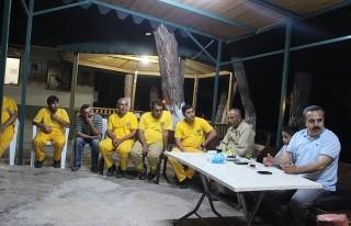 Adana Orman Bölge Müdürü Ekipleri Denetledi