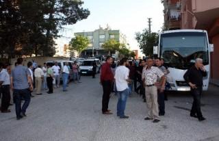Gaziantep'te Suriyelilere Linç Girişimi
