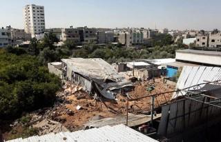 İsrail saldırılarına devam ediyor