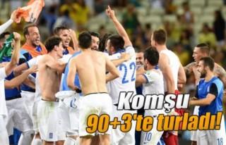 Yunanistan: 2 - Fildişi Sahili: 1