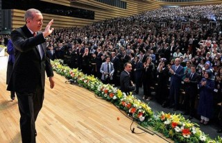 AK Parti'nin cumhurbaşkanı adayı Erdoğan