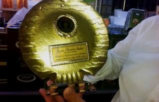 TRT Genel Müdürüne Ödül