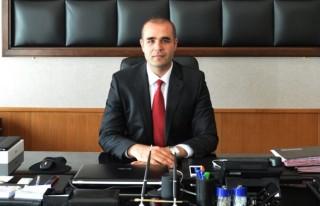 Başkan Erkoç, yeni Özel Kalem'ini atadı
