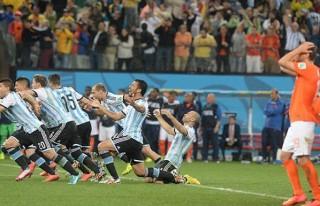 Finalin adı Almanya-Arjantin