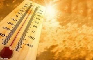 Çarşamba'dan itibaren kavurucu sıcaklar geliyor!