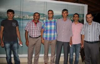 Kahramanmaraş'ta jandarma korucu kaynaşması